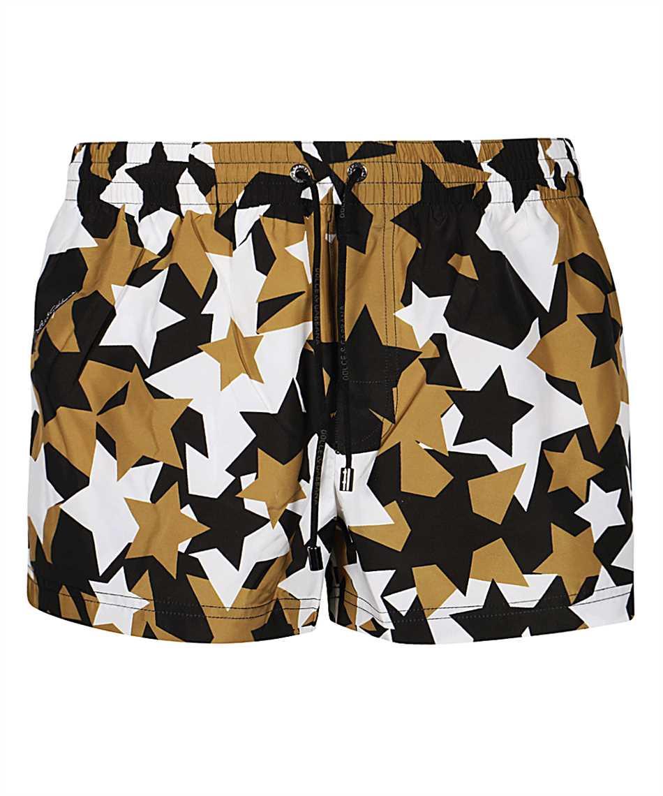 Dolce & Gabbana M4A06T-HSMH2 STAR Swimsuit 1