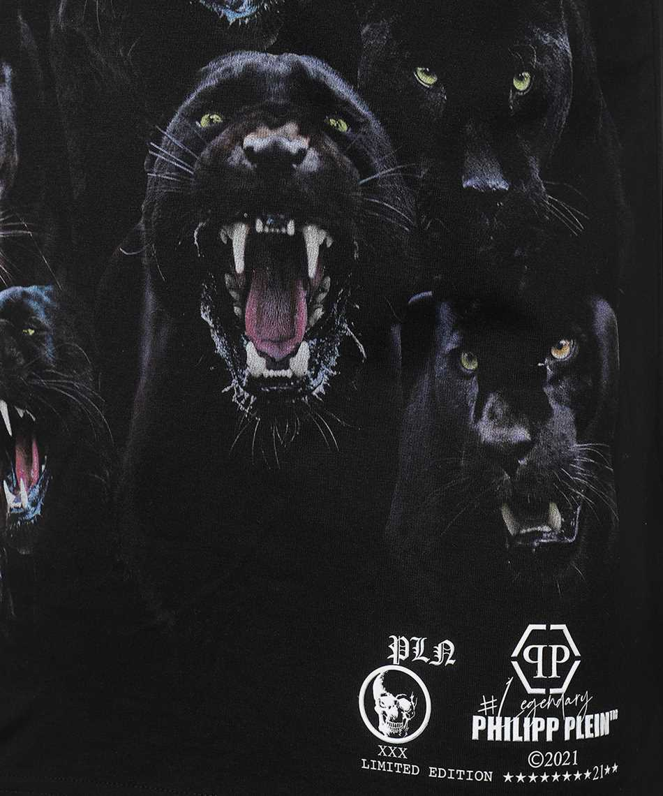 Philipp Plein PAAC MTK5104 PANTHER T-shirt 3