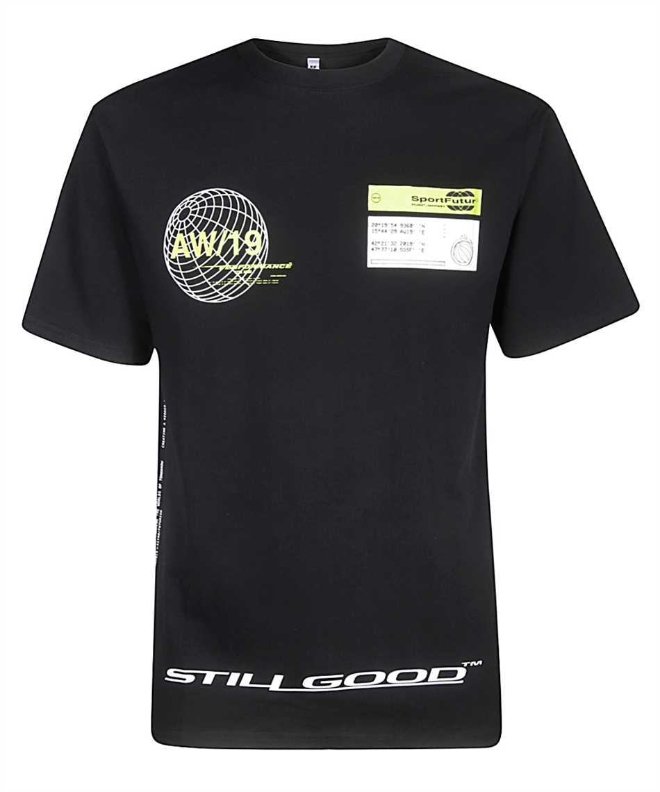 Still Good WORLD SS TEE T-Shirt 1
