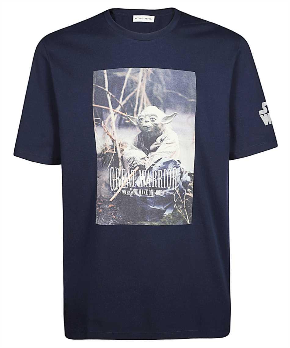 Etro 1Y820 9053 STAR WARS T-shirt 1
