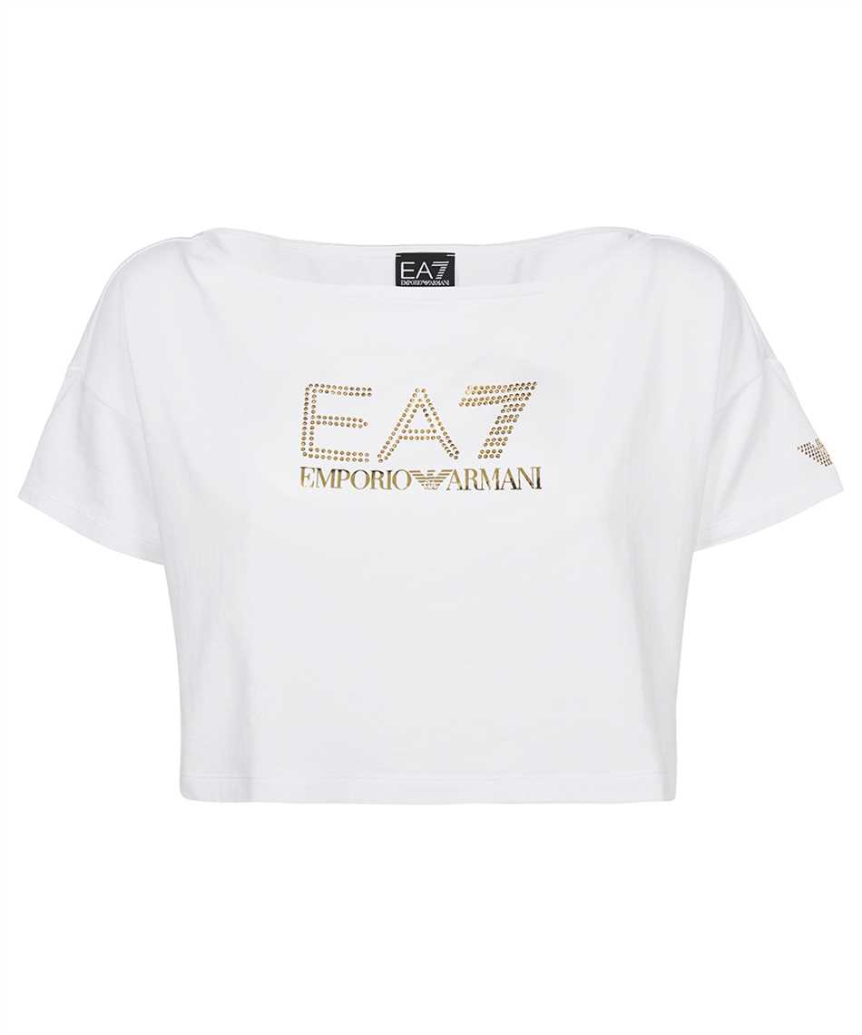 EA7 3KTT03 TJ28Z CROPPED-FIT T-shirt 1