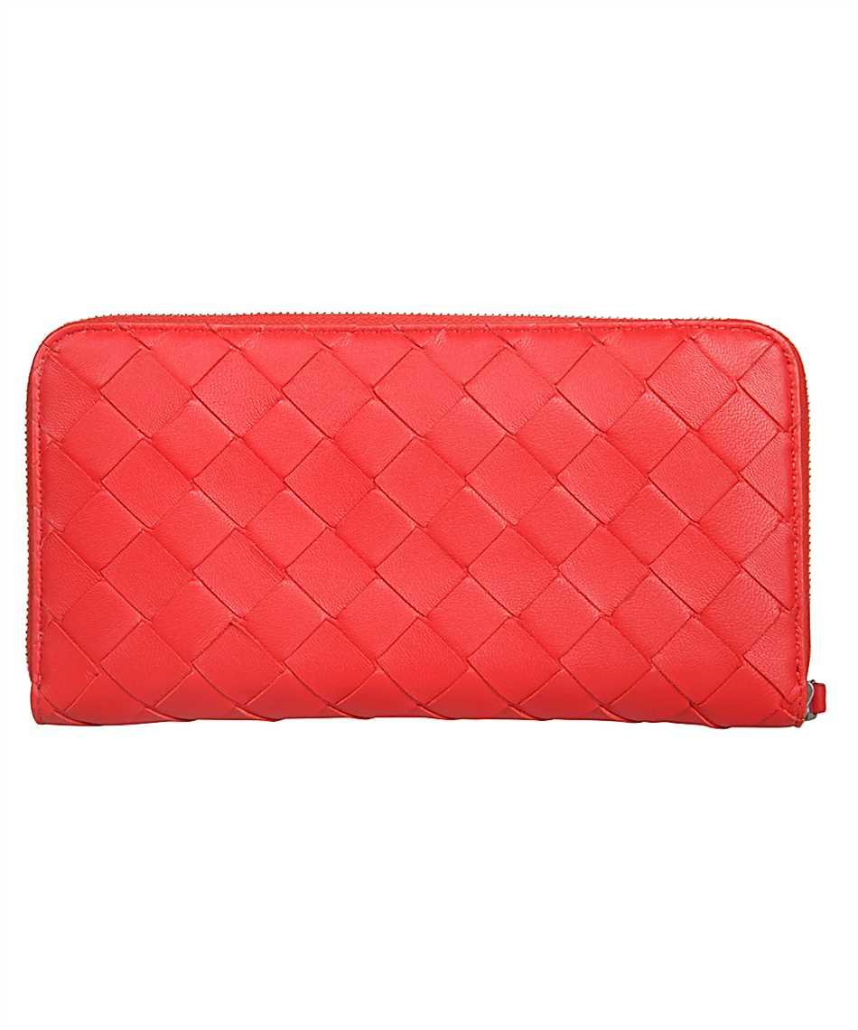 Bottega Veneta 577775 VO0BH ZIP-AROUND Wallet 2