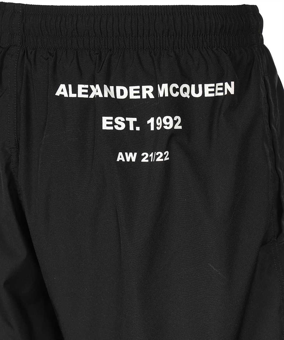 Alexander McQueen 660060 4419Q LOGO PRINT Swim shorts 3