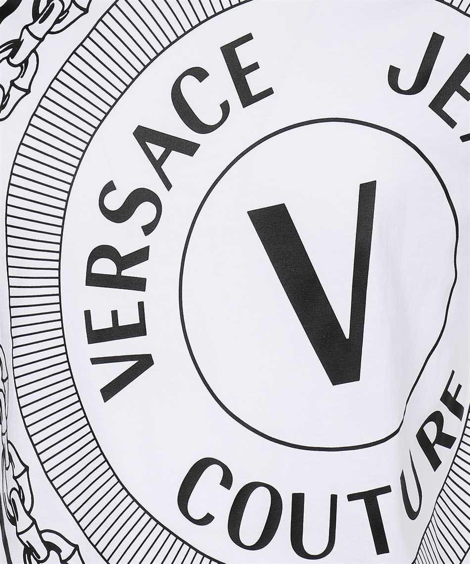Versace Jeans Couture 71GAHT19 CJ00T T-shirt 3
