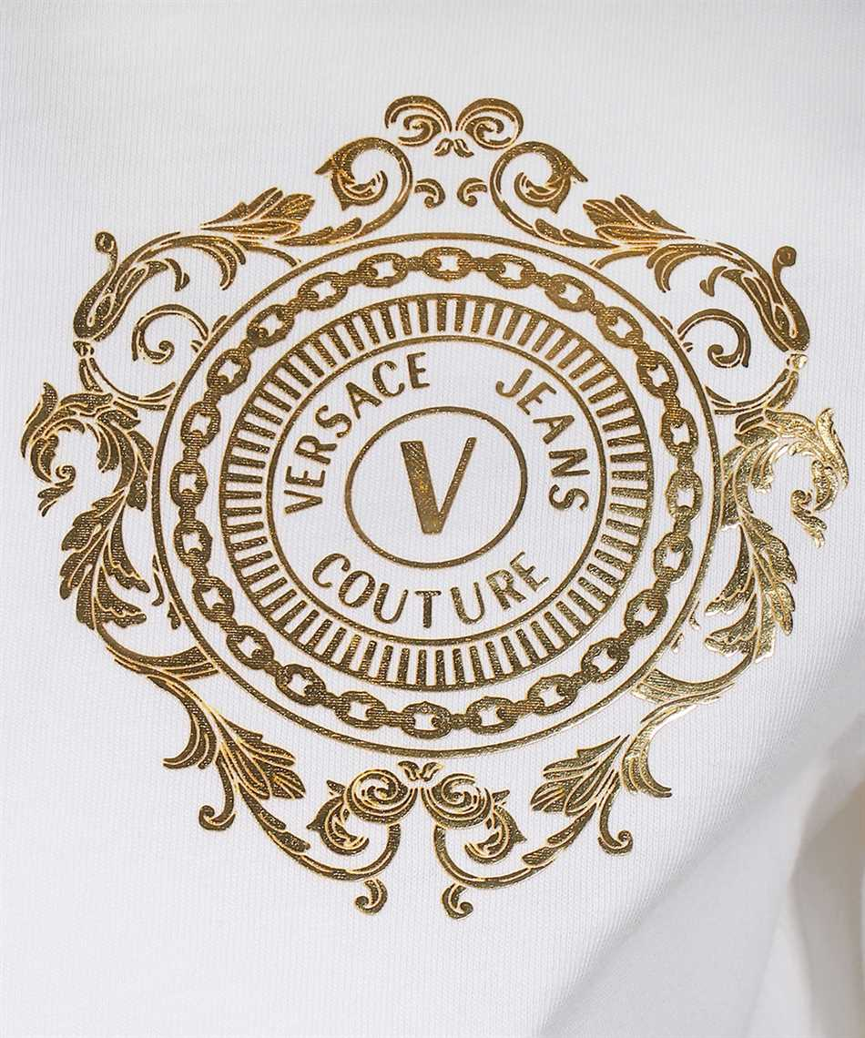 Versace Jeans Couture B2HWA7FD 30454 T-Shirt 3