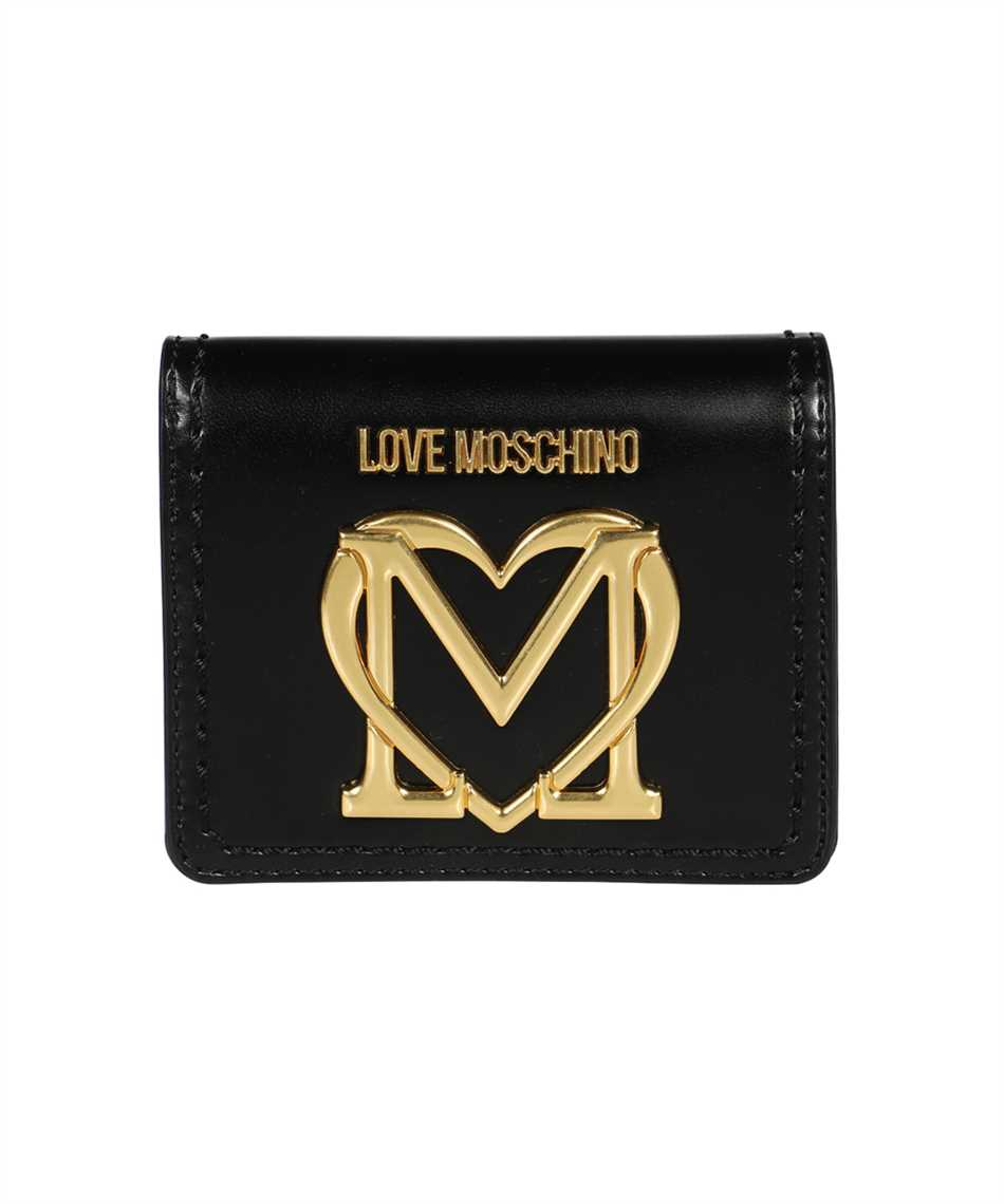 LOVE MOSCHINO JC5635PP0CKK LOGO Wallet 1