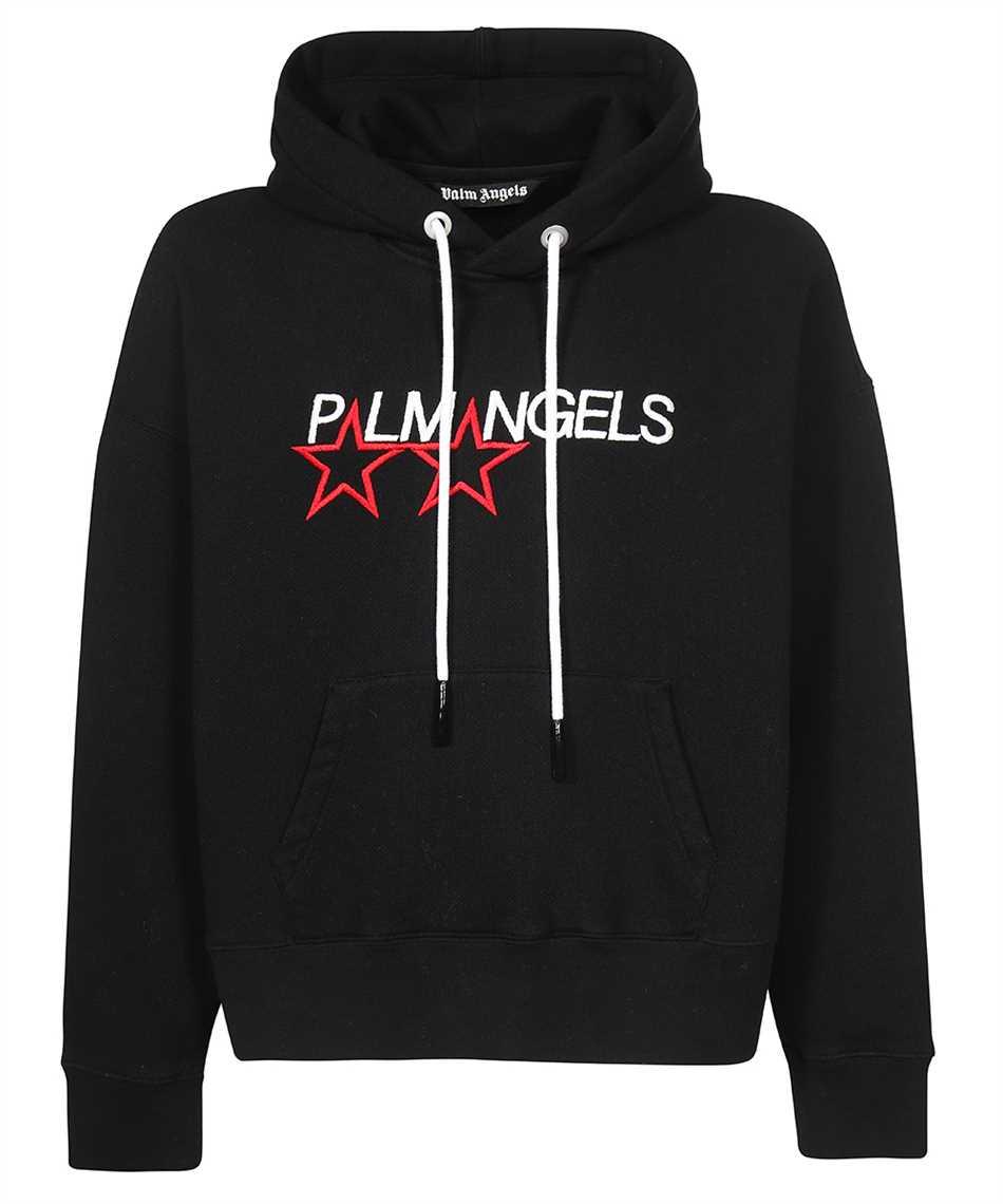 Palm Angels PMBB058F21FLE008 RACING STAR Felpa 1
