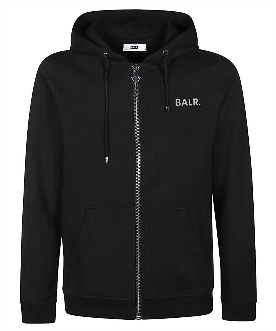 Balr. Q-Series straight zip thru hoodie Felpa 1