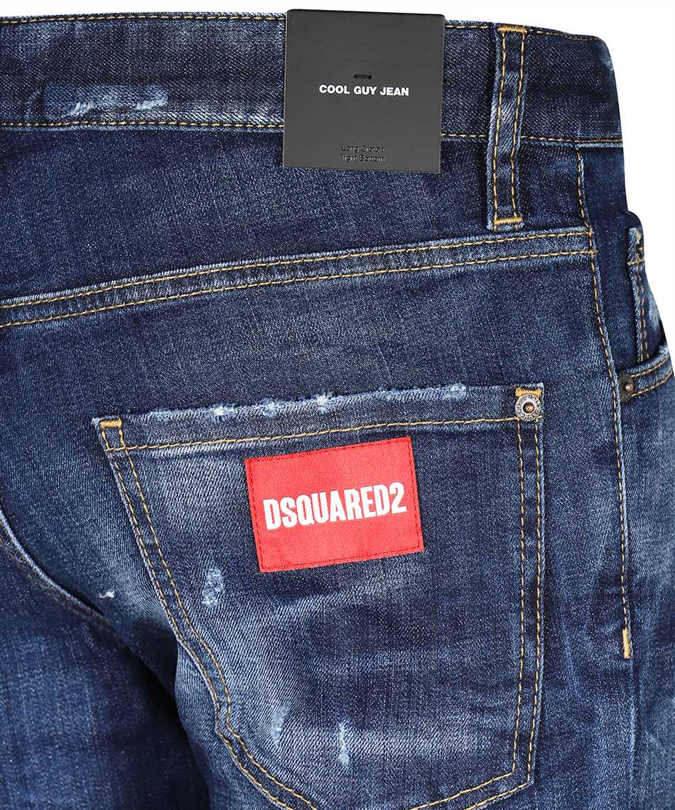 Dsquared2 S71LB0779 S30664 COOL GUY Jeans 3