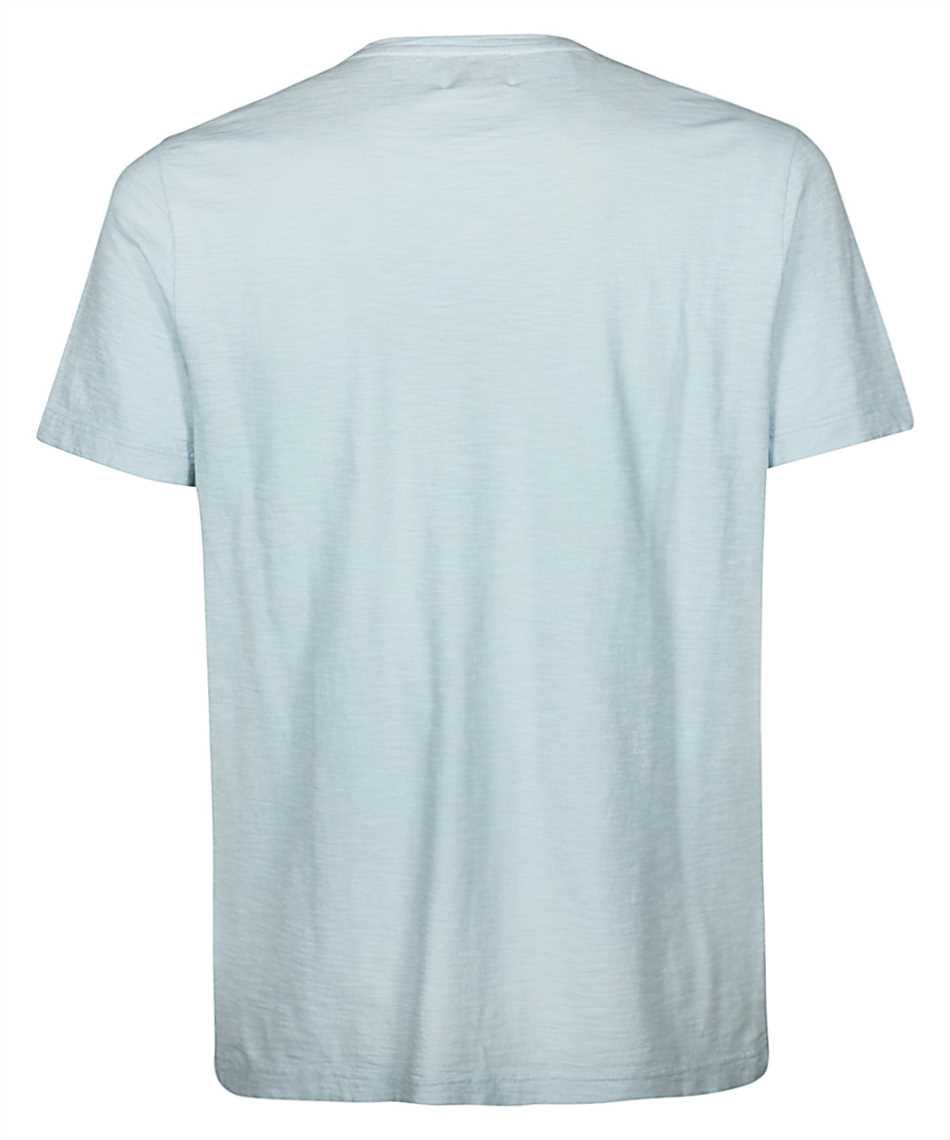 Don Dup US198 JF0195U ZC7 CHEST POCKET T-Shirt 2