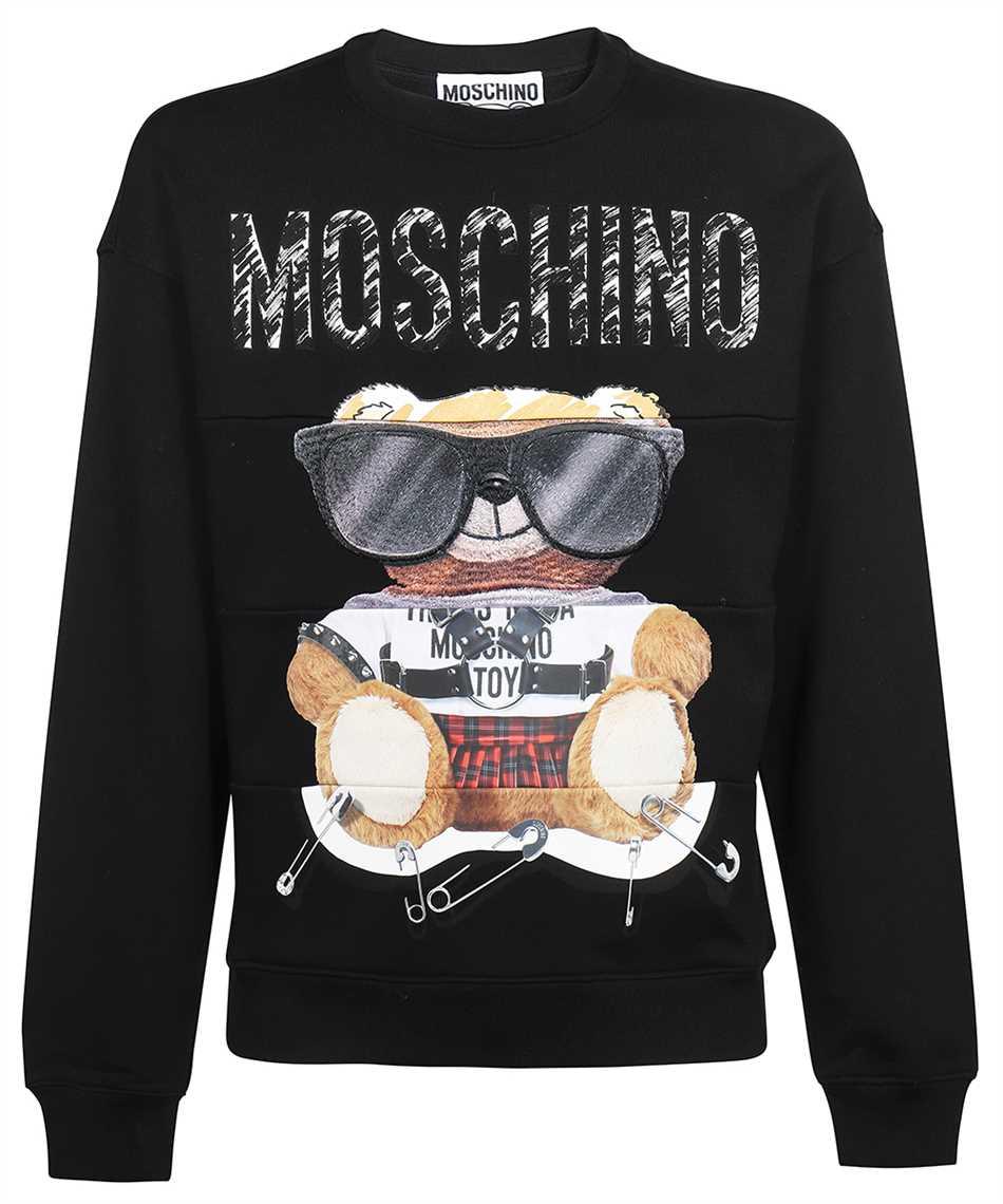 Moschino V 1702 5227 Felpa 1