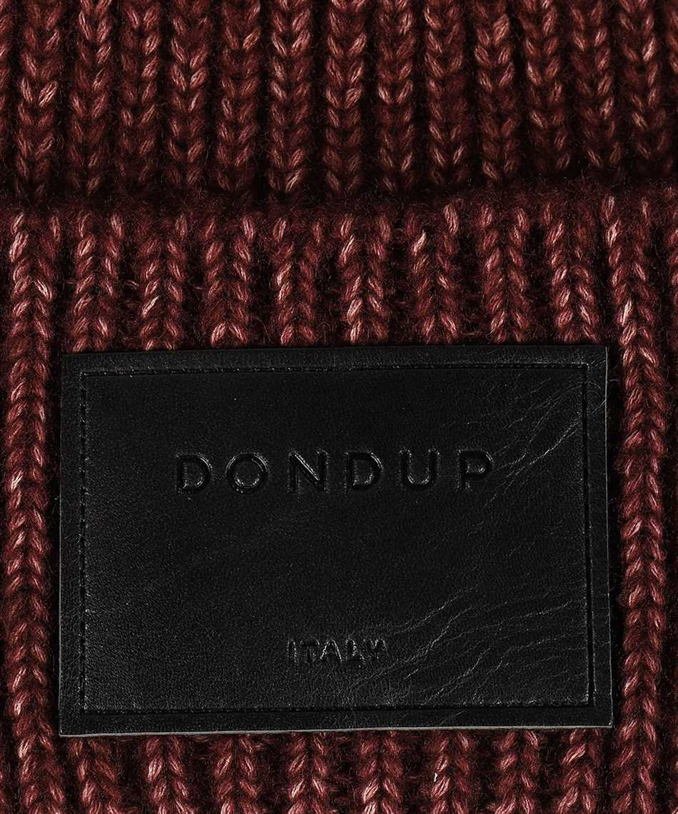 Don Dup WQ090 Y00481D XXX LEATHER PATCH Mütze 3