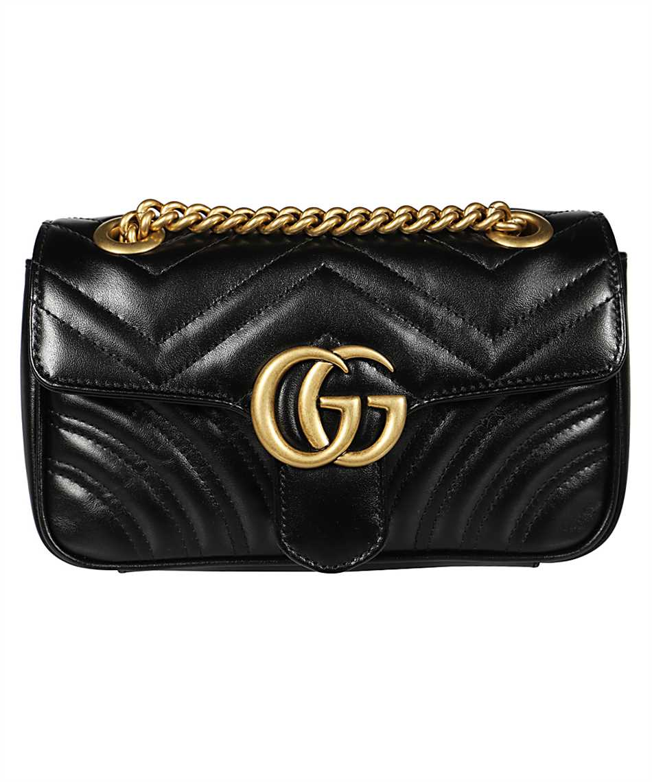 Gucci 446744 DTDIT GG MARMONT MINI Borsa 1