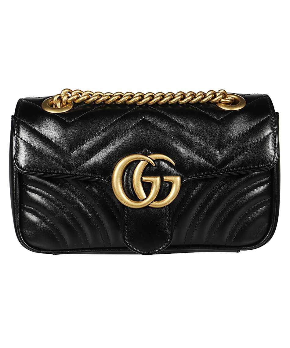Gucci 446744 DTDIT GG MARMONT MINI Bag 1