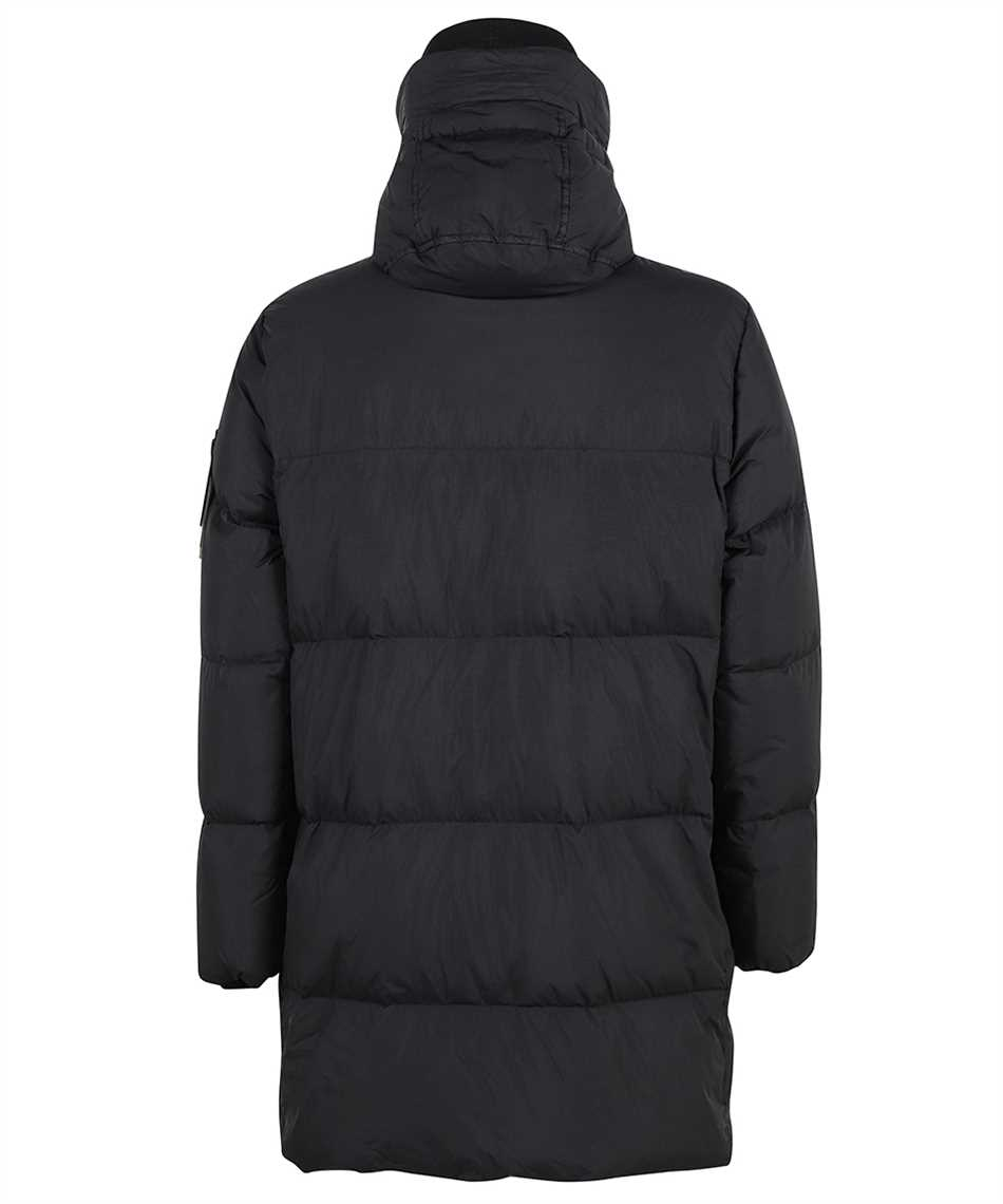 Stone Island 70123 GARMENT-DYED CRINKLE REPS NY DOWN Giacca 2