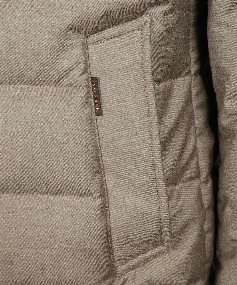 Moorer A19M250LANL Jacke Grau
