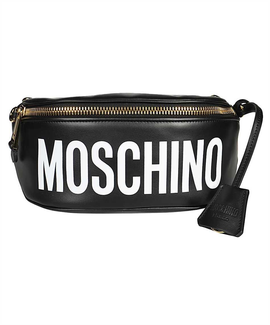 Moschino A7712 8001 LOGO Marsupio 1