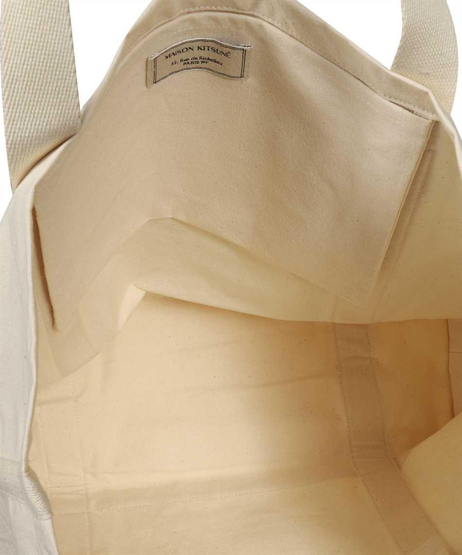 Maison Kitsune AU05100WW0008 PALAIS ROYAL SHOPPING Tasche 3