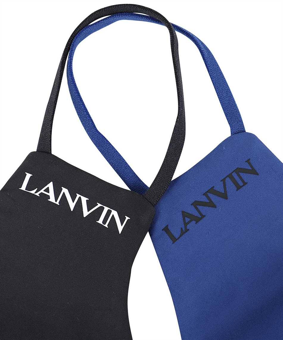 Lanvin AW-SIOM02 MDPR P21 MOTHER & CHILD PRINT 2PACK Maschera 3