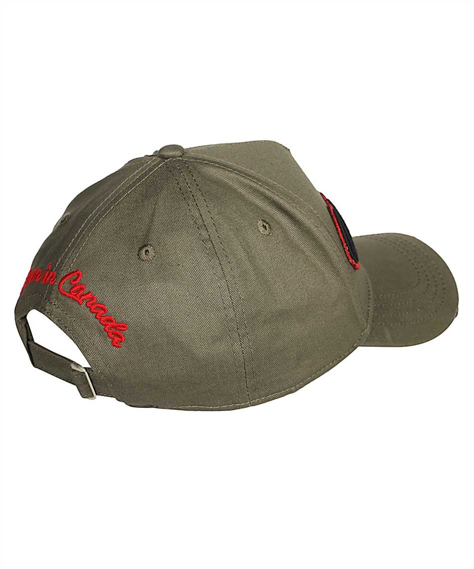 Dsquared2 BCM0313 05C00001 EMBROIDERED Cappello 2