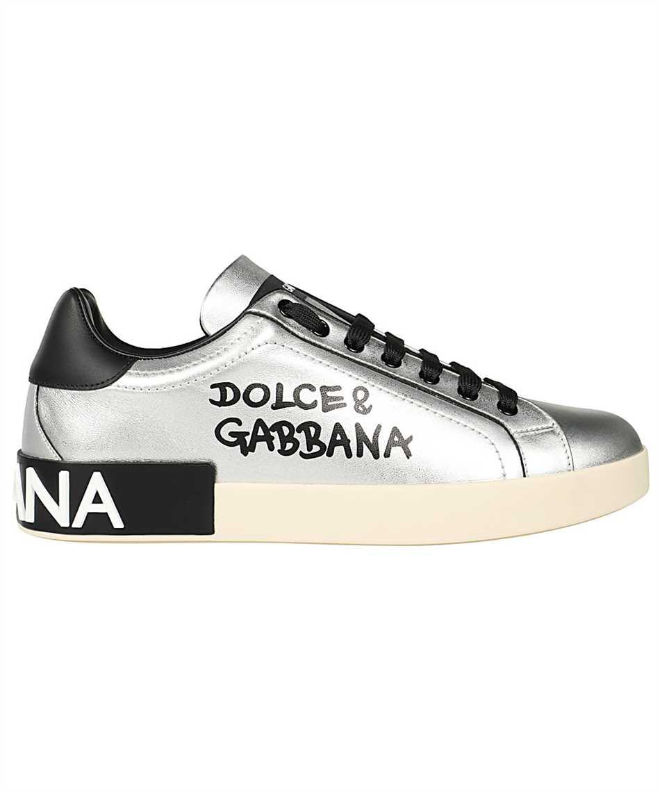 Dolce & Gabbana CS1772 AW151 METALLIC CALFSKIN NAPPA PORTOFINO Sneakers 1