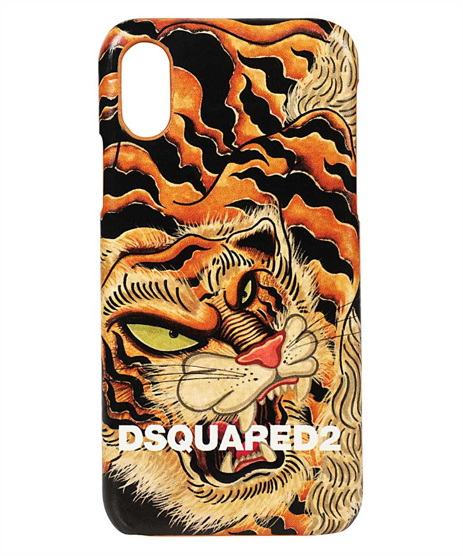 Dsquared2 ITM0077 39202566 iPhone X/XS cover 1