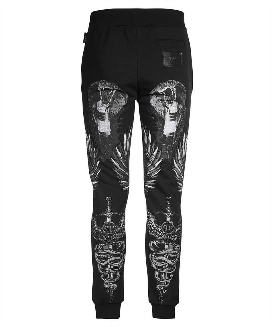 Philipp Plein PAAC MJT1755 JOGGING TATTOO Pantalone 2