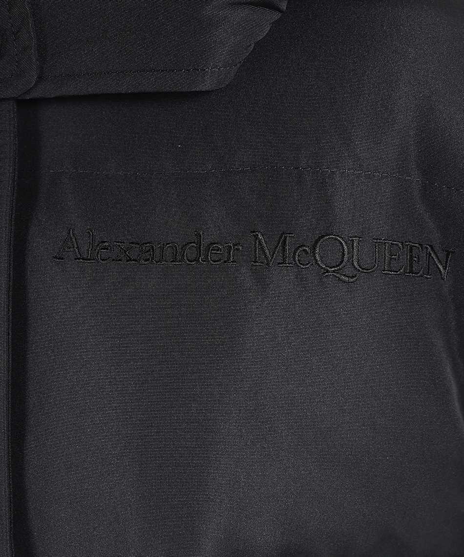 Alexander McQueen 672760 QZAD1 EXPLODED PUFFER Mantel 3