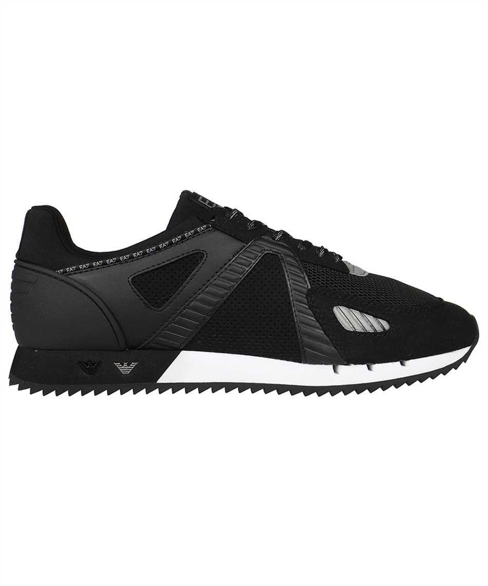 EA7 X8X076 XK187 UNISEX WOVEN Sneakers 1