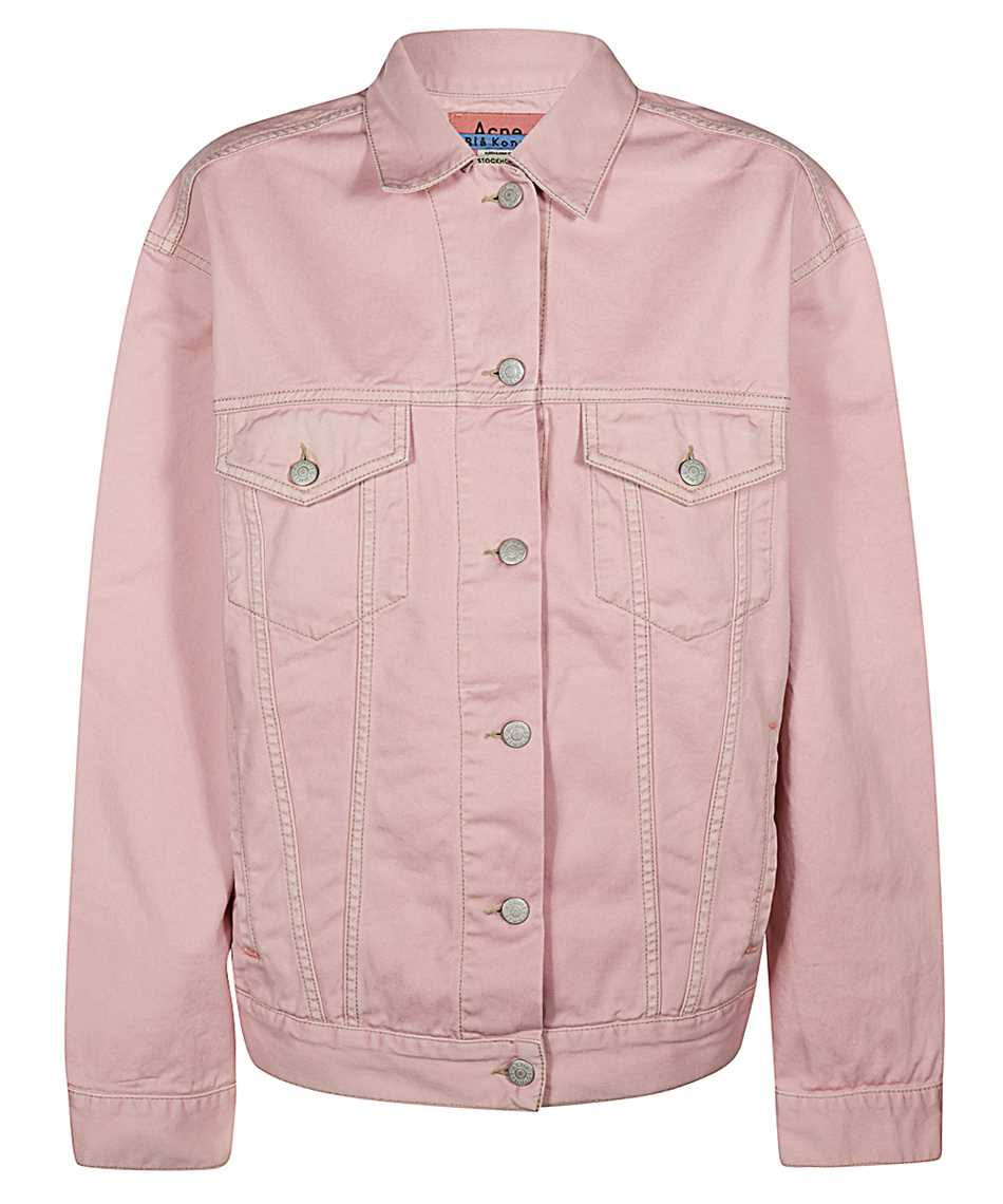 Acne Acne Studios 2000 Rose Twill RELAXED-FIT Jacke 1