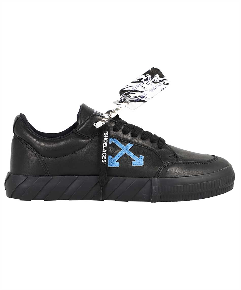 Off-White OMIA085R21LEA001 LOW VULCANIZED Sneakers 1
