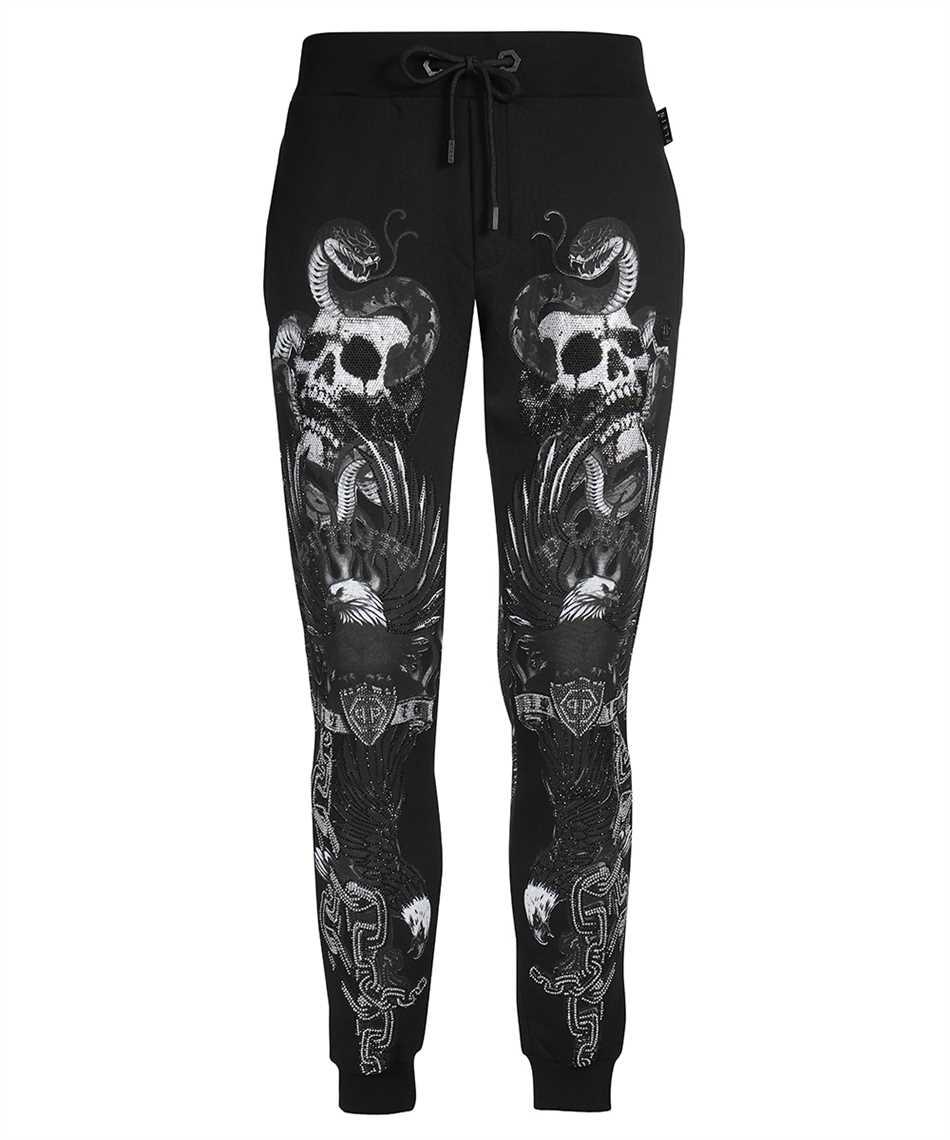 Philipp Plein PAAC MJT1755 JOGGING TATTOO Pantalone 1