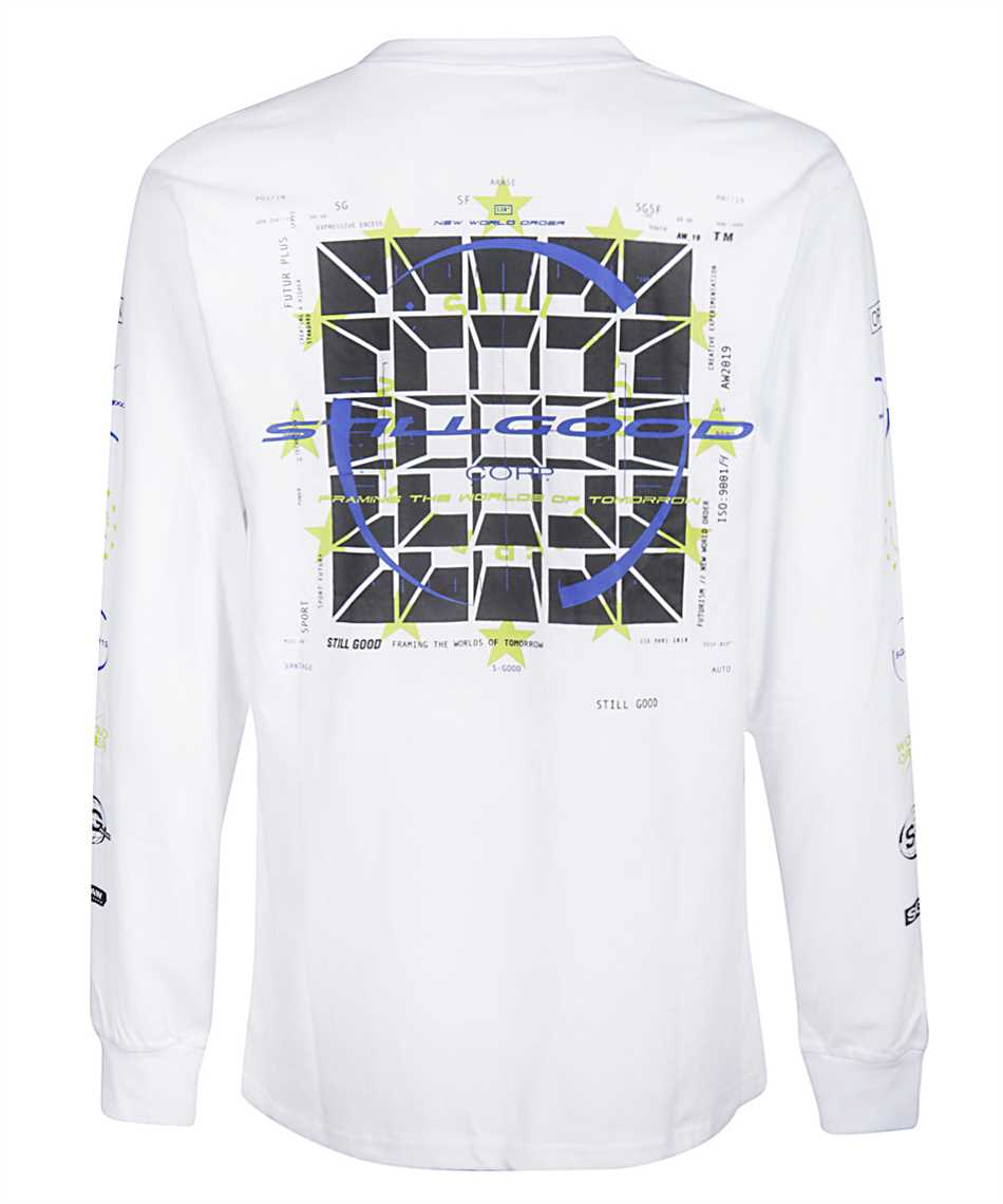 Still Good PROJECTION LS TEE T-Shirt 2