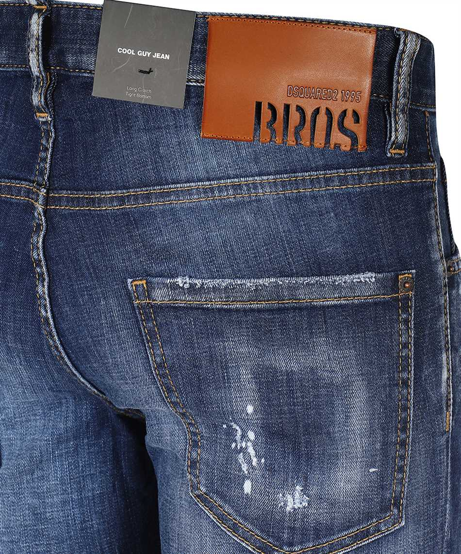 Dsquared2 S71LB0795 S30342 COOL GUY Jeans 3
