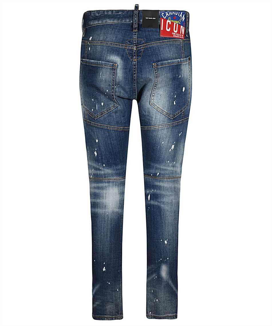 Dsquared2 S79LA0022 S30342 TIDY BIKER Jeans 2