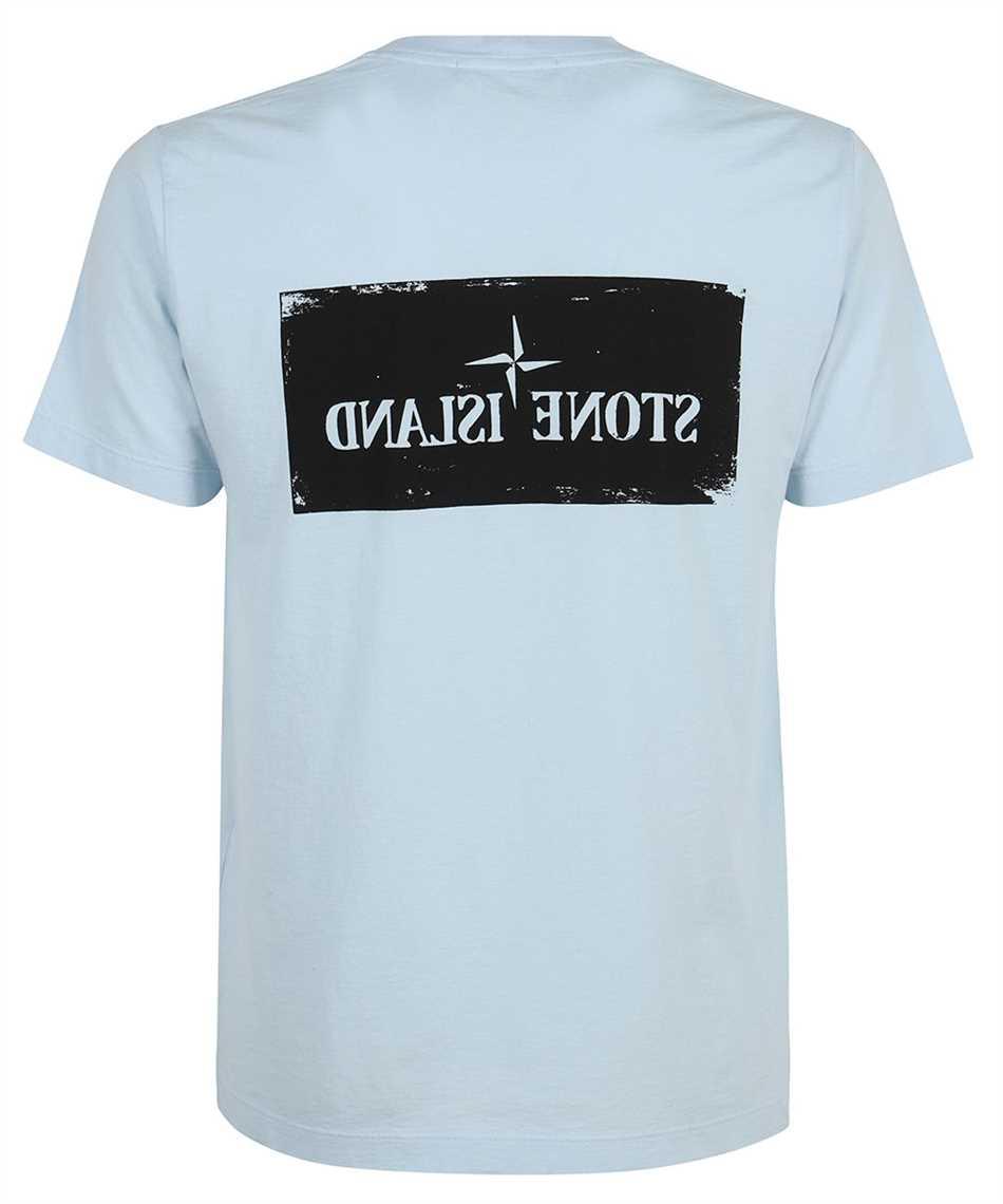 Stone Island 2NS80 STENCIL ONE T-shirt 2