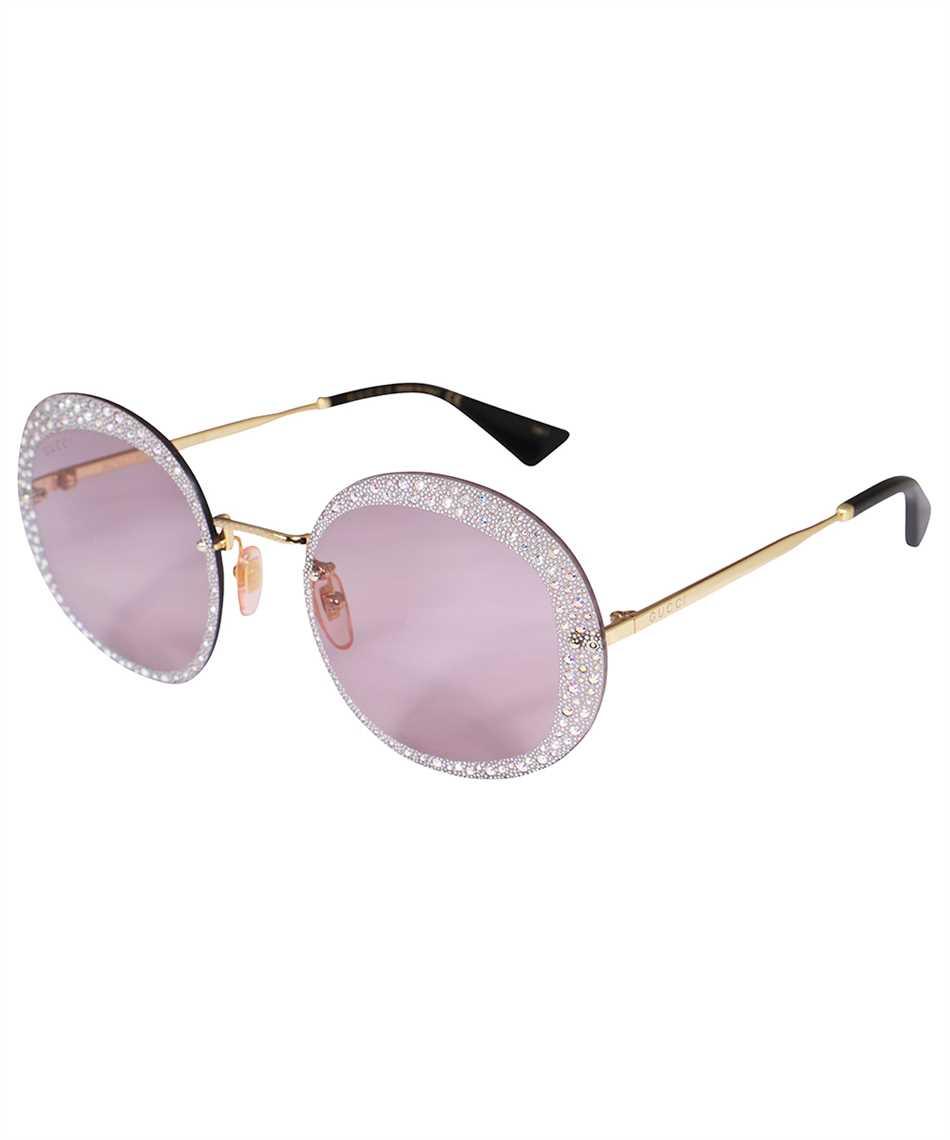 Gucci 663744 I3330 ROUND-FRAME Sunglasses 2