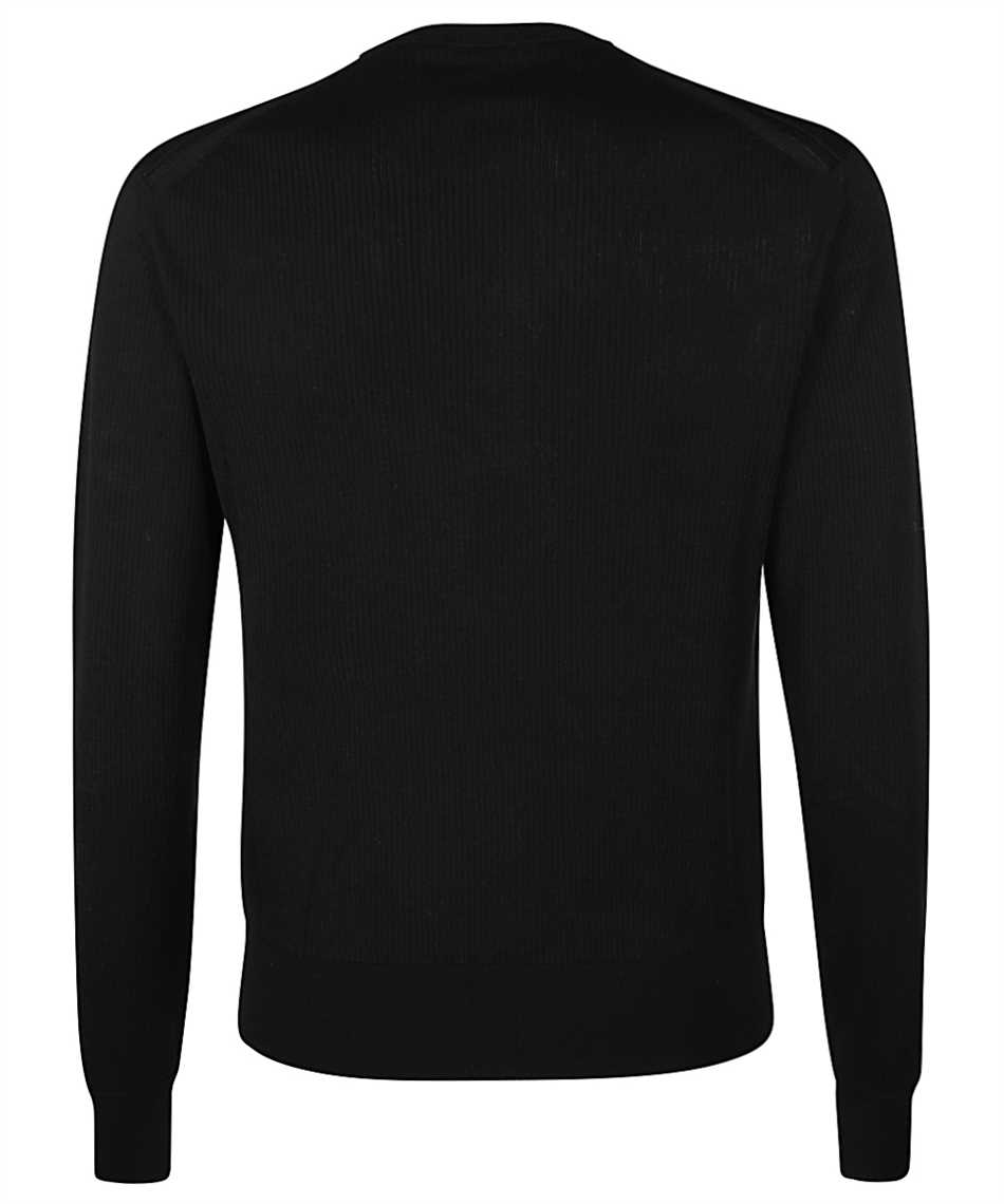Tom Ford BVT94 TFK115 HENLEY Knit 2