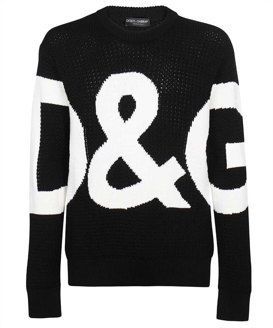 Dolce & Gabbana GXG69T JBVD8 D&G LOGO INLAY Strick 1