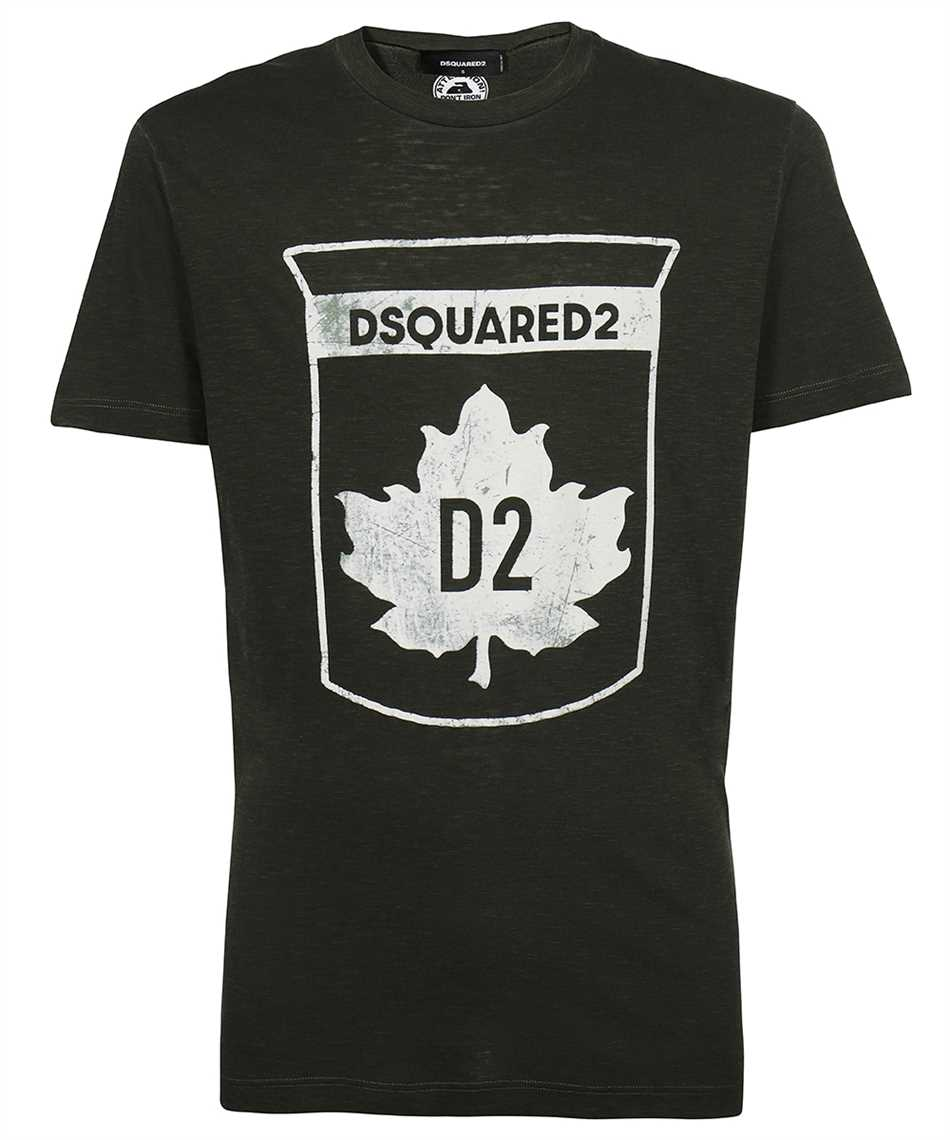 Dsquared2 S74GD0866 S22146 MAPLE LEAF T-shirt 1