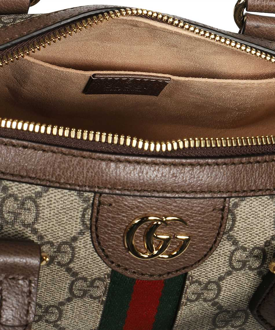 Gucci 602577 96IWB OPHIDIA GG SMAL BOSTON Bag 3