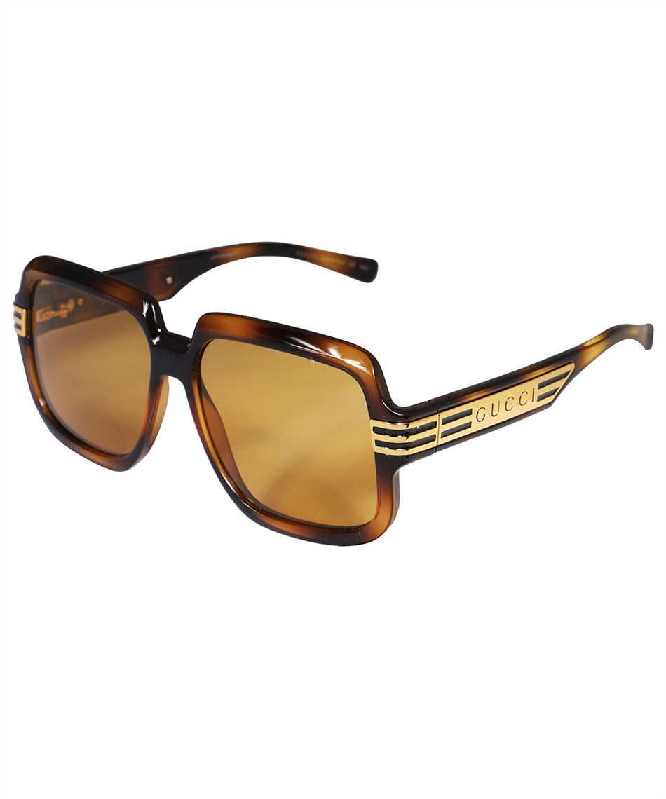 Gucci 663772 J1691 SQUARE-FRAME Sunglasses 2