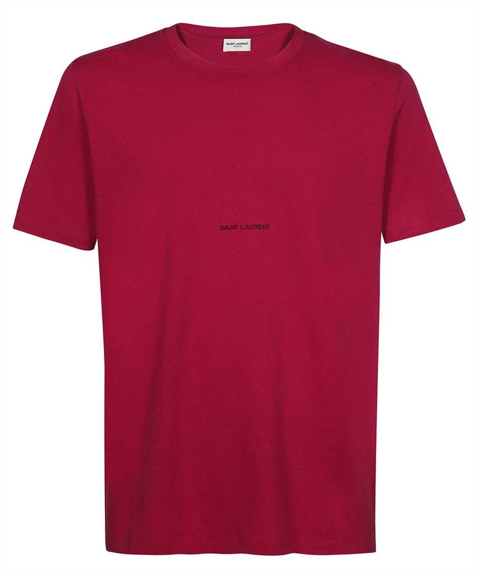 Saint Laurent 666167 YB2YD RIVE GAUCHE T-shirt 1