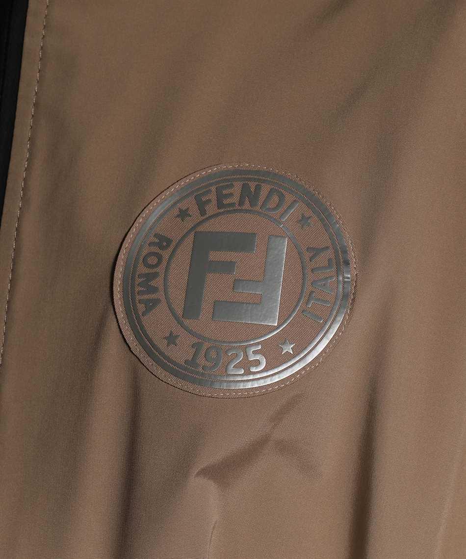 Fendi FAA475 AB3Q FENDIRAMA Cappotto 3
