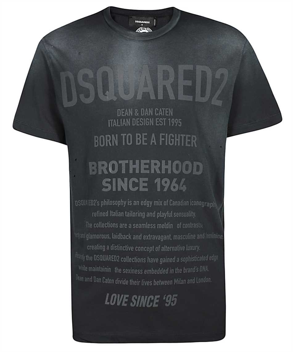 Dsquared2 S71GD0960 S21600 T-Shirt 1