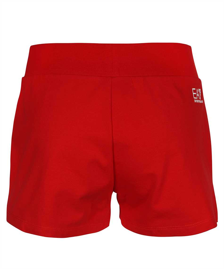 EA7 3KTS59 TJ5FZ LOGO Shorts 2