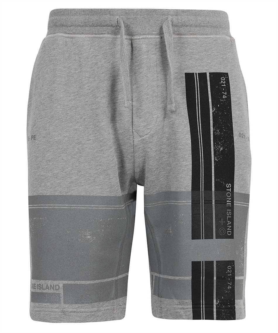 Stone Island 66596 BLOCK Shorts 1