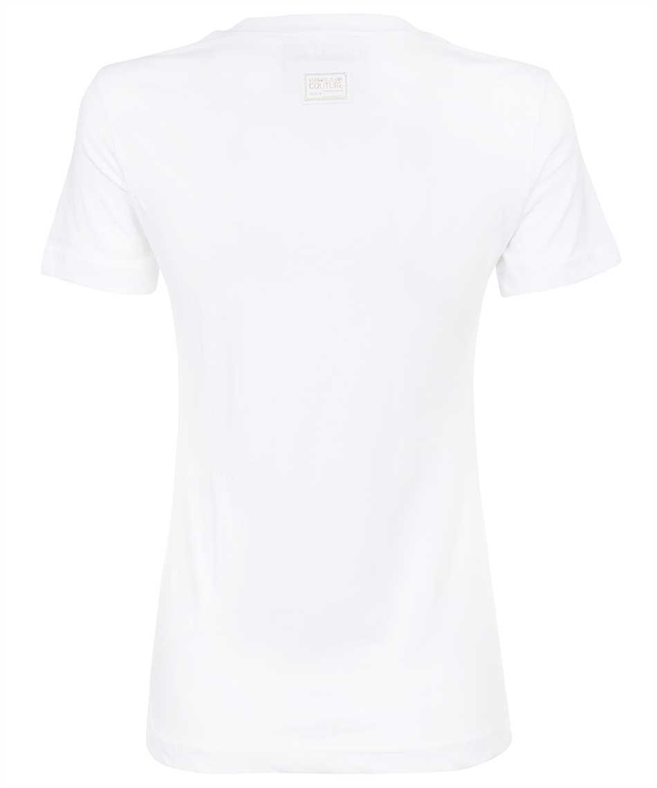 Versace Jeans Couture 71HAHT20 CJ00T SMALL TRANSFER T-Shirt 2