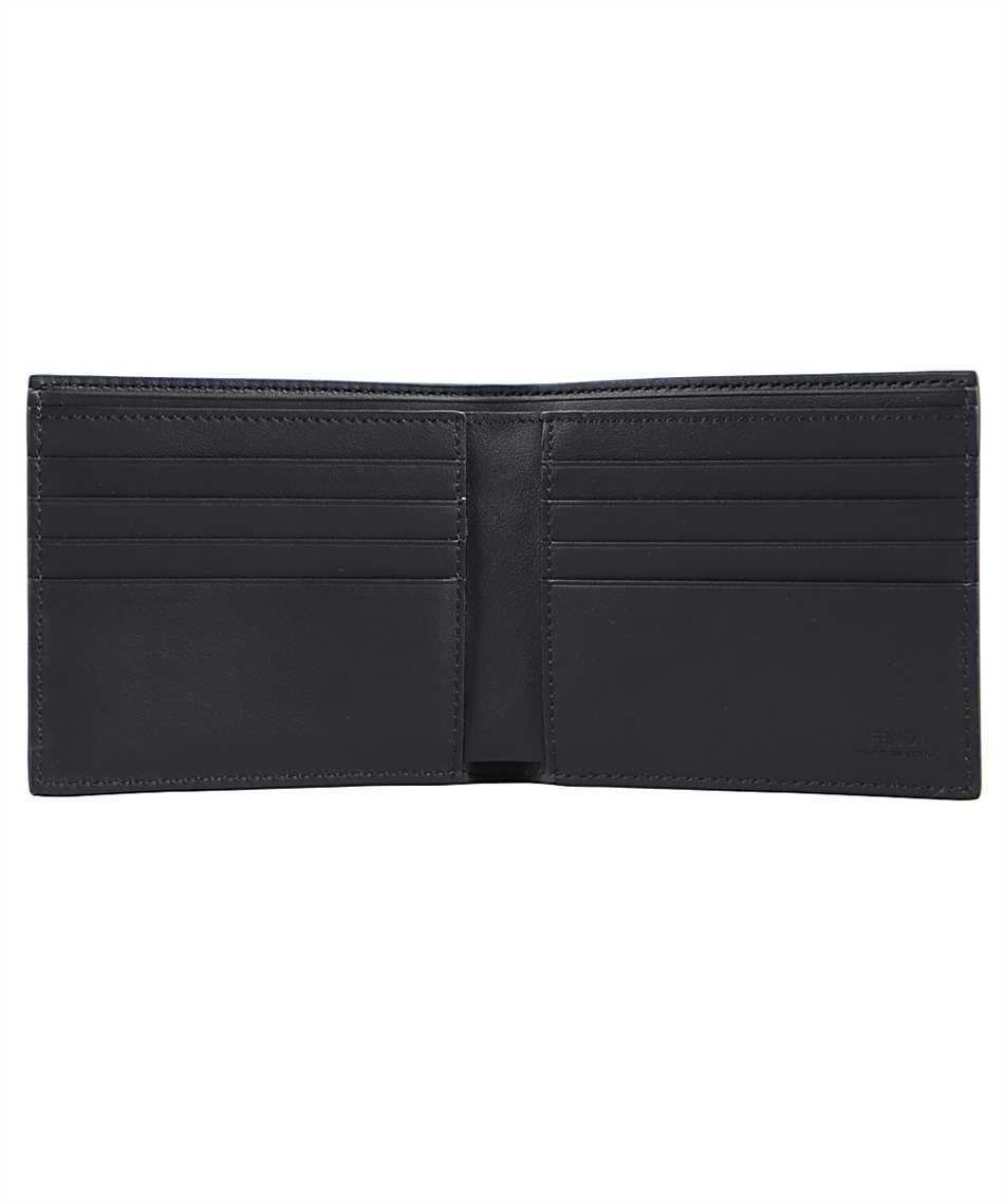 Fendi 7M0169 AC91 BILLFOLD Wallet 3