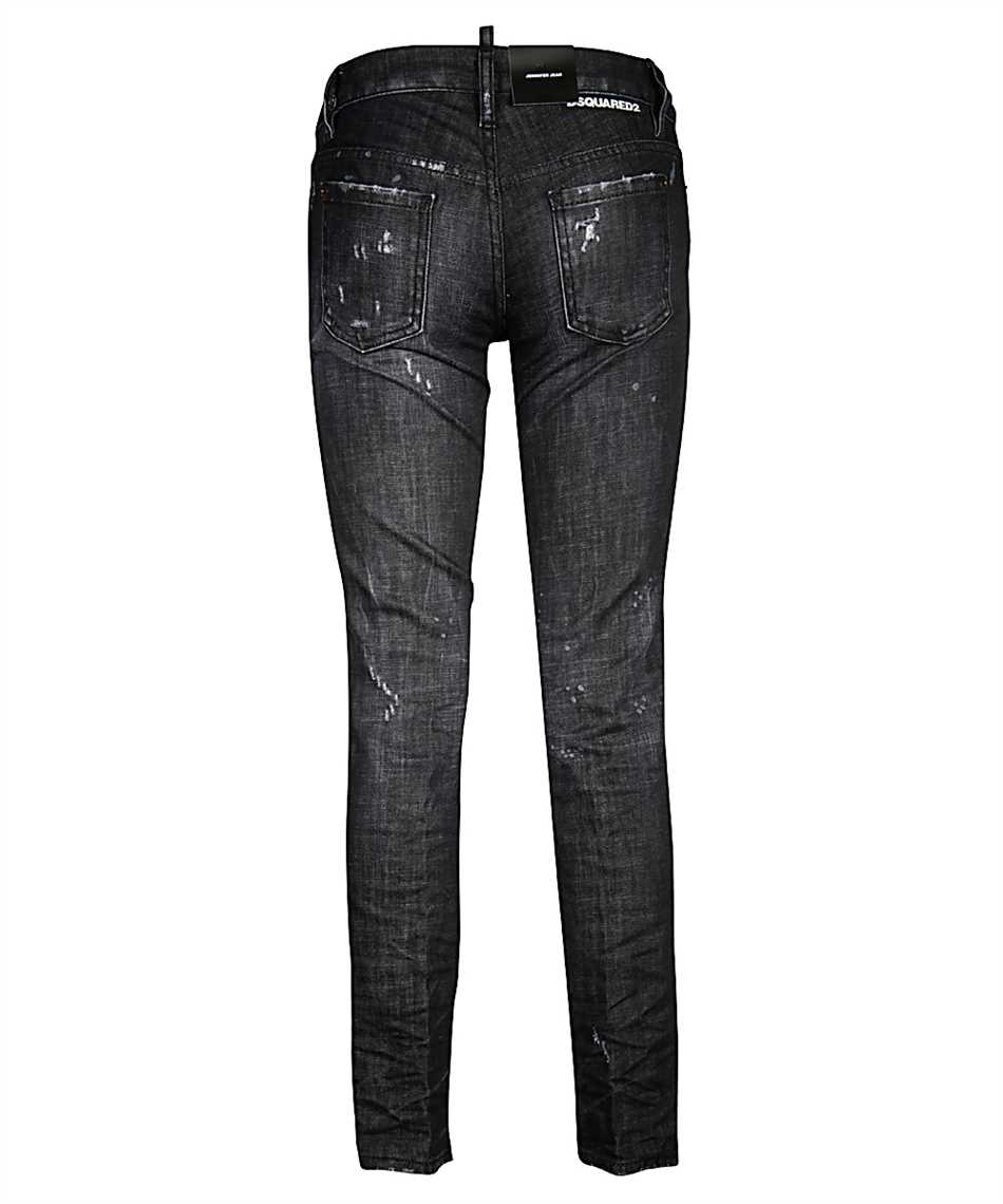 Dsquared2 S72LB0226 S30357 JENNIFER CROPPED Jeans 2